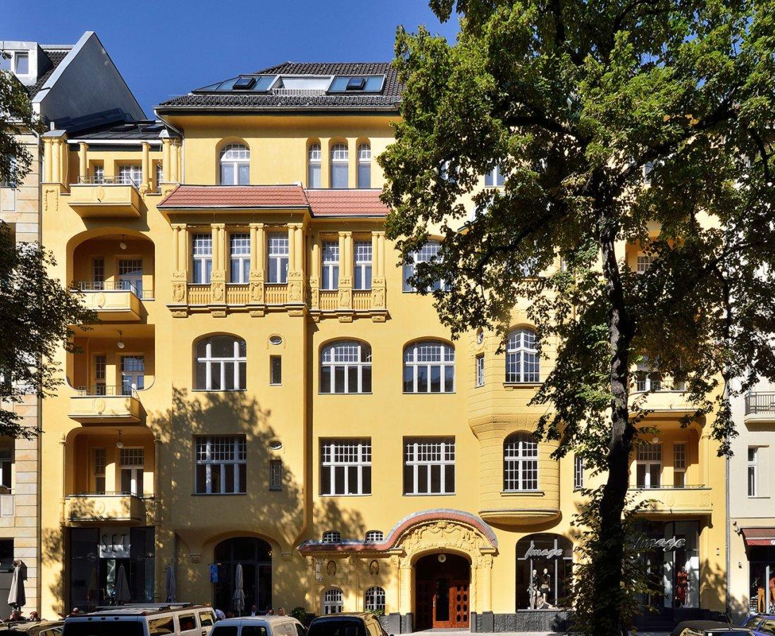 Schlüterstr. 36 Berlin Charlottenburg